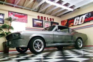 1968 Ford Mustang Shelby GT500E Gone in Sixty Seconds Super Snake Photo