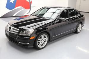 2013 Mercedes-Benz C-Class C250 SPORT TURBO SUNROOF NAV
