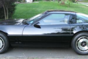 1984 Chevrolet Corvette Coupe 2D