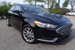 2017 Ford Fusion SE-EDITION