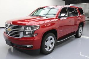 2015 Chevrolet Tahoe LTZ 7-PASS SUNROOF LEATHER NAV DVD