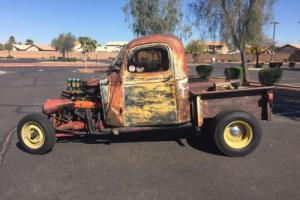1942 Chevrolet Other Pickups Dos Okies Rat Rod