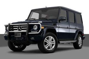 2013 Mercedes-Benz G-Class 63 AMG Renntech Photo