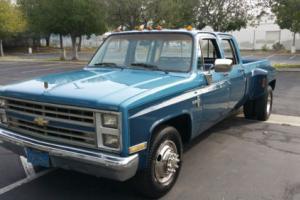 1986 Chevrolet C/K Pickup 3500