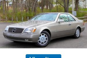 1994 Mercedes-Benz S-Class Coupe
