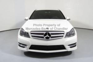 2012 Mercedes-Benz C-Class C 250 4dr Sedan C250 Sport RWD