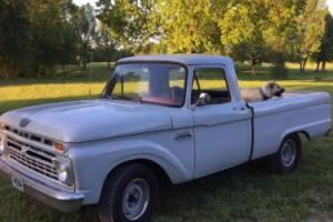 1965 Ford F-100 Photo