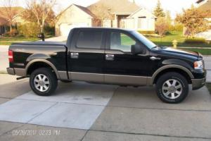 "2005 Ford F-150 ""KING RANCH"" QUAD CAB  V8 4X4"