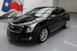 2017 Cadillac XTS LUXURY VENT LEATHER NAV REAR CAM