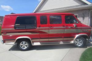 1994 Chevrolet Conversion Van