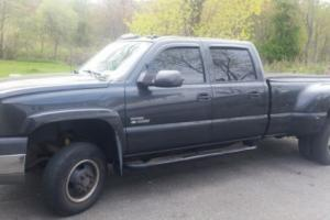 2004 Chevrolet Silverado 3500 one ton