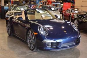 2013 Porsche 911 4S Photo