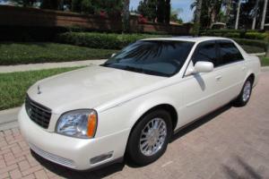 2003 Cadillac DeVille 4dr Sedan DHS