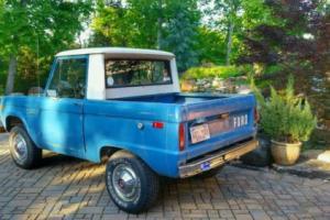 1969 Ford Bronco U14