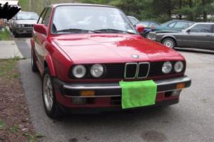 1988 BMW 3-Series Photo