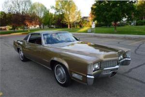 1969 Cadillac Eldorado --