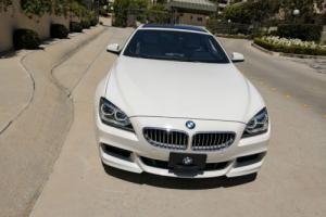 2012 BMW 6-Series CP