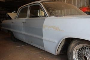 1963 Chev Chevrolet Belair 350 Chev auto Right hand drive