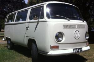1969 very original lowlight kombi low km Volkswagen bay window Photo