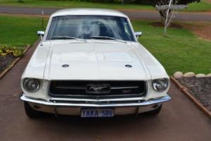 Ford Mustang GTA 390