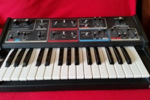 Classic Realistic Moog MG-1 Concertmate Synth Photo