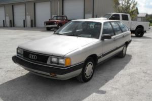 1985 Audi 100 5000S Photo