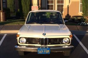 1976 BMW 2002 E10