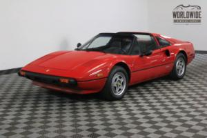 1980 Ferrari 308 RARE. LOW MILES. ORIGINAL. MUST SEE