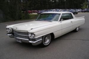 1963 Cadillac Series 62 Coupe Photo