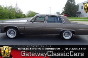 1978 Cadillac Sedan Deville -- Photo