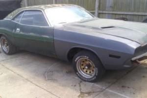 1970 Dodge Challenger RT SE Photo
