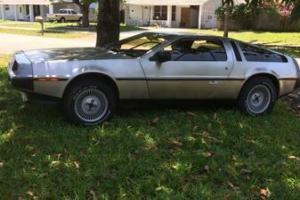 1981 DeLorean DeLorean
