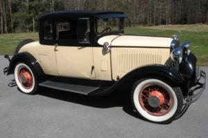 1930 Dodge Other rumble seat