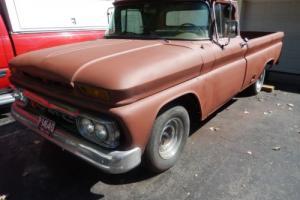 1962 GMC C10