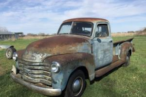 1950 Chevrolet Other Pickups 3600