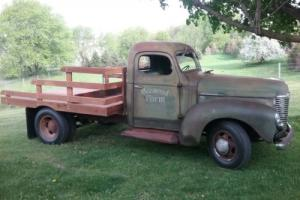 1947 International Harvester KB3 DRW one ton truck