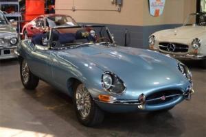 1967 Jaguar E-Type -- Photo