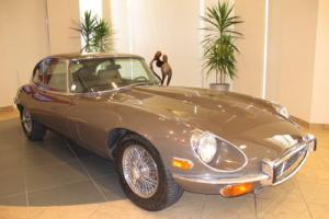 1972 Jaguar E-Type Photo