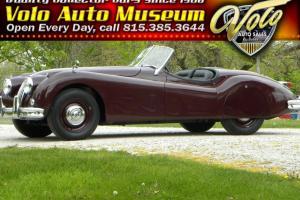 1955 Jaguar XK Sport Roadster