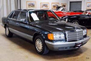 1985 Mercedes-Benz 500-Series 500 SEL Photo