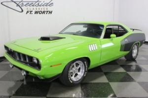 1973 Plymouth HEMI 'Cuda Tribute