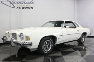 1973 Pontiac Grand Prix Model J Photo