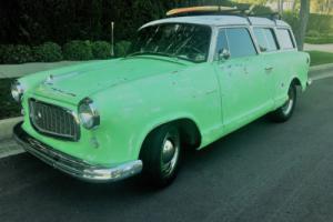 1960 AMC 3 door Rambler American Wagon