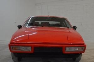 1978 MATRA-SIMCA BAGHEERA Coupe Photo