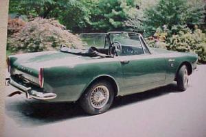 1967 Sunbeam ALPINE CONVERTIBLE Photo