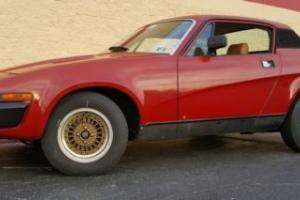 1976 Triumph 7 7 Photo