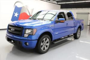 2013 Ford F-150 FX2 SPORT CREW ECOBOOST REARCAM 20'S