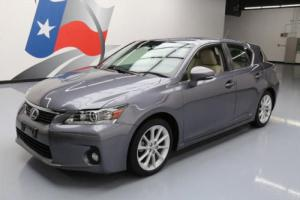 2013 Lexus CT 200H HYBRID SUNROOF HEATED SEATS