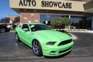 2014 Ford Mustang 302 YELLOW LABEL