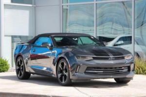 2016 Chevrolet Camaro 2LT Convertible